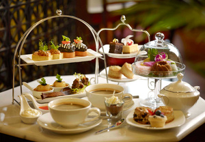 High Afternoon Tea