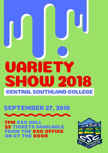 CSC Variety Show