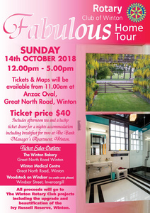 Winton Rotary Club Home Tour
