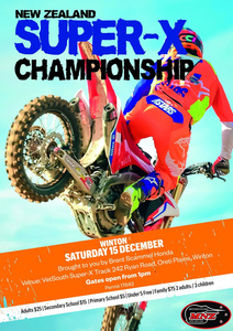 NZ Supercross Championship 2018