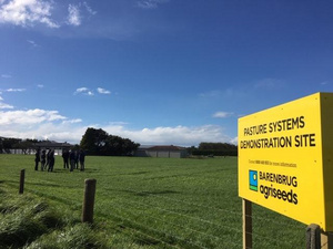 Barenbrug Agriseeds Pasture Systems Open Day