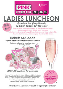In the Pink Ladies Luncheon